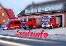 Einsatz 25/2018 Fahrzeugbrand außerorts